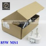 cheap price 85W 18.5V 4.6A charger MS1 For MacBook Pro MB133LL/A ac adapter EU plug into wall