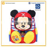 2016 sannovo wholesale cute mickey mouse cartoon kids school bag backpack                                                                                                         Supplier's Choice