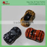 Small plastic animal pull back toy car capsule toy                                                                         Quality Choice