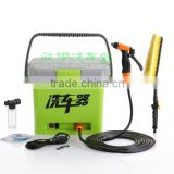 portable car washer 12V with 18L water container                                                                         Quality Choice
