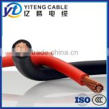 Multistrand Copper Wire PVC Insulated PVC Sheath Battery Cable & Welding Cable 10 16 25 35 50 70 95 120 150mm2                                                                         Quality Choice