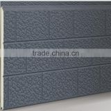 stone texture polyurethane insulated siding for wall/good wall cladding outside/facade panel