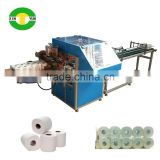 XY-AI-398A Semi Automatic Small Toilet Tissue Paper Packing Machine