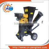 13HP PT-SP003L Wood Shredder Chipper Machine with long rute & hitch