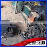 Charcoal Briquette Machine/silver Charcoal Stick Making Machine/fingers Charcoal Extruder Machine Line