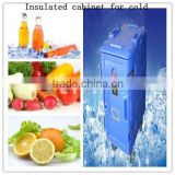 110L Hotel insulated cabinet for cold, catering equipment insulated cabinet, food pan carrier