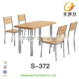 Modern Dinner Table Wood S-372