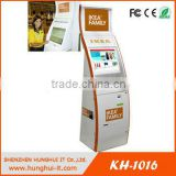 All Weather Dual Sides Information and Payment Outdoor Touch Screen Kiosk