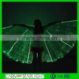 Luminous large angel belly dance isis wings led belly dance wings