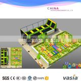 Children Commercial Funny Soft Play Indoor Playground Equipments with super ball pool