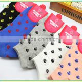 custom private label women socks circular knitting machine women socks