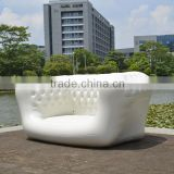 2015 hot sale white outdoor inflatable sofa                                                                         Quality Choice