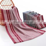 100% Cotton yarn dyed kitchen towel dish towel wholesale