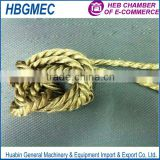 heat insulation basalt fiber braided rope