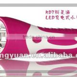led rechargeable flashlight led torch light LED-8216                                                                         Quality Choice