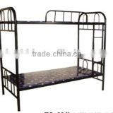 new design bedroom furniture for youth metal bedSQM00160