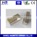 Quick delivery high strenth OEM accepted strong block neodymium magnet