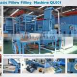 QL001 automatic beddings fillings machine, sleeping pillow filling machine, cushion filling machine