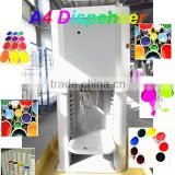 A2 0.077ml accuracy automatic paint color tinting machine/A4 600ML colorant sequential dispenser