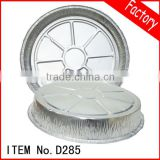 Disposable aluminum foil food container/BBQ tin tray