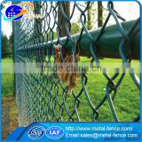 2015 new product high quality pvc coated welded Galvanized chain link Wire Mesh For Fence Panel