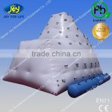 factory outlet inflatable water iceberg, inflatable iceberg water toy, Inflatable water iceberg