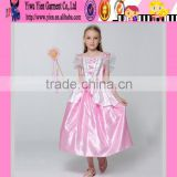 latest design alibaba hot sale children Princess dress long style high quality original sell baby christmas party dresses