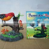 Battery Operated bird toy PAF510
