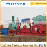 Trade assurance high quality Wood crushers machine plant wood crusher tree branch crusher