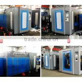 1L 2L3L 5L HDPE Plastic bottle blow moulding machine / Servo motor extrusion blow molding machine
