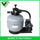2016 Pikes FSF series filtration combo with sand filter and pump For Swimming Pool and Spa bathtub