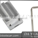 For BENZ HU64 Clamp (Fixture) For Automatic V8 X6 A7 E9 Key Cutting Machine LS04012