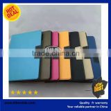 Leather case for ipad with wood grain,Custom leather case with stand wallet wholesale by China supplier