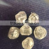 A021 Big size Uncut/loose diamond CVD/HPHT rough synthetic diamond/wholesale synthetic diamonds for sale from manufacturer