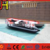 Heavy duty PVC fishing boats for sale, fishing boat inflatable kayak, inflatable drift boat
