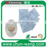 molecular sieve 4A desiccant static water adsorbent in the glass
