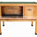 Wooden 915mm Rabbit Guinea Pig Hutch 3 feet Wood House Single Storey