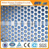 Stainless steel perforated metal sheet / round hole shape perforated metal sheet