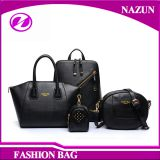 China Factory Brown Fashion lady <b>bags</b> <b>PU</b> leather shoulder <b>bags</b> Women Messenger <b>bags</b>