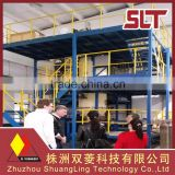 Vacuum atomization powder manufacturing equipment