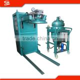 China manufacturer paint sprayed high efficient resin mixing machine with matched apg mold for bushing