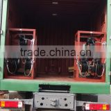 SINOTRUK HOWO Mobile lubrication truck