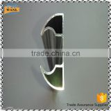 HOT!!!Competitive price 6063 aluminium extrusion scrap for sale
