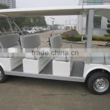 Best quality 8 seat electric sightseeing bus for sale with CE certificate ,8 Seater electric golf cart