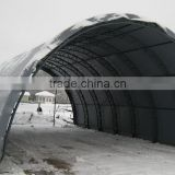 Industrial Use Fabric Building , agricultural warehouse tent , storage shelter