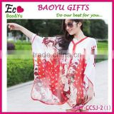 new fashion floral print silk chiffon towel wholesale,Thin Chiffon Scarf Beach Towels ,summer trendy chiffon
