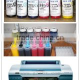 Pigment sublimation ink for cotton fabric