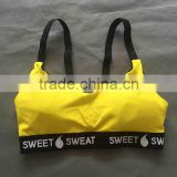 Wholesale Ladies Sports Bra,Custom Hot Sexy Women's Running sports bra band