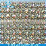 rhinestone hotfix glue sheets diamond net ,hotfix rhinestone sheet