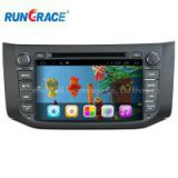 double din car radio for Nissan Sentra Sylphy car dvd navigation system hot selling in North America